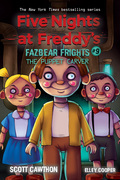 The Puppet Carver: An AFK Book (Five Nights at Freddy's: Fazbear Frights #9)
