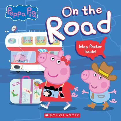 On the Road (Peppa Pig) (Media tie-in)