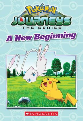 A New Beginning (Pokémon: Galar Chapter Book #1) (Media tie-in)