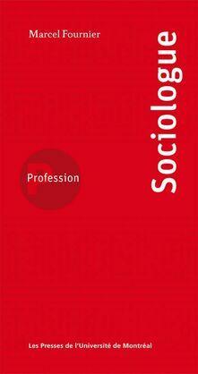 Profession sociologue