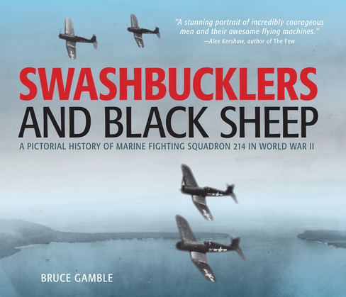 Swashbucklers and Black Sheep