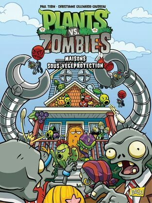 Plants vs Zombies - tome 15