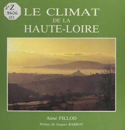 Le climat de la Haute-Loire