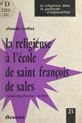 La religieuse à l'École de Saint François de Sales