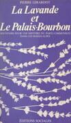 La Lavande et le Palais-Bourbon