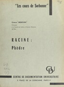 Racine : Phèdre