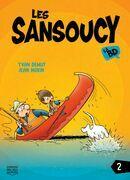 Les Sansoucy - La BD 2