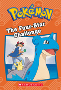 The Four-Star Challenge (Pokémon: Chapter Book)