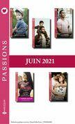 Pack mensuel Passions : 10 romans + 1 gratuit (Juin 2021)