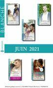 Pack mensuel Blanche : 10 romans + 1 gratuit (Juin 2021)