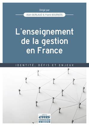 L'enseignement de la gestion en France