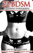22 BDSM Punishment Stories Bundle