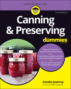 Canning & Preserving For Dummies