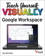 Teach Yourself VISUALLY Google Workspace