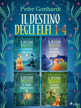Il destino degli Elfi 1-4