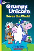 Grumpy Unicorn Saves the World (Graphic Novel #2)