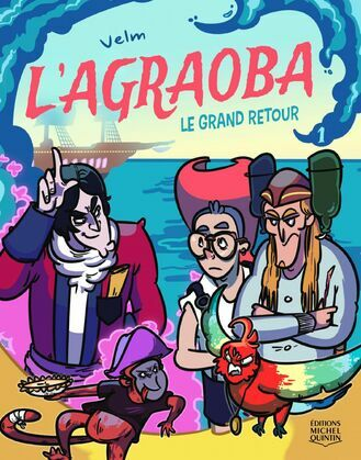 L'Agraoba 1 - Le grand retour