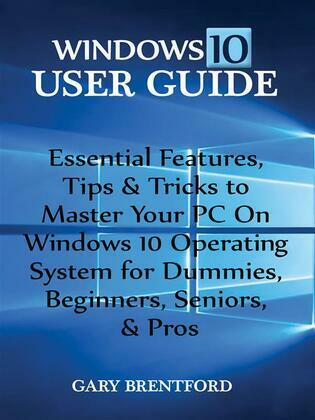 Windows 10 User Guide: