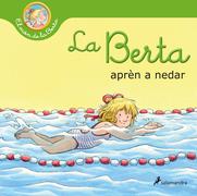 La Berta aprèn a nedar