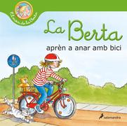 La Berta aprèn a anar amb bici (El món de la Berta)