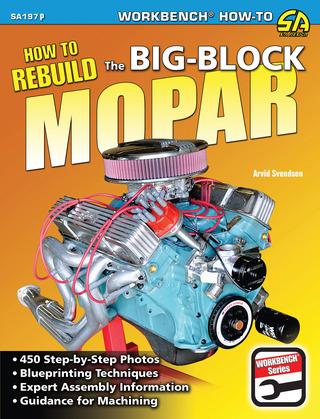 How to Rebuild the Big-Block Mopar