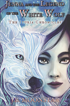 Jenna and the Legend of the White Wolf