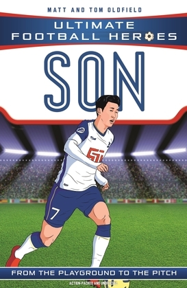 Son Heung-min (Ultimate Football Heroes - the No. 1 football series)