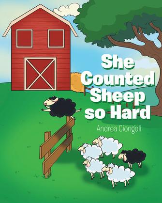 She Counted Sheep so Hard