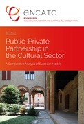Public-Private Partnership in the Cultural Sector