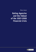 Rating Agencies and the Fallout of the 20072008 Financial Crisis
