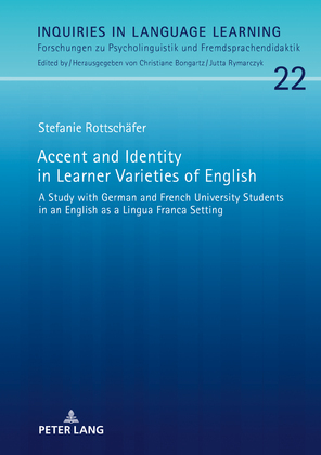 Accent and Identity in Learner Varieties of English