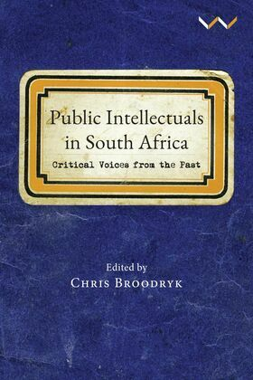 Public Intellectuals in South Africa