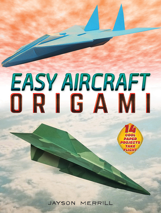 Easy Aircraft Origami