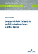 Urheberrechtliche Zulässigkeit von Drittanbietersoftware in Online-Spielen