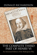 The Complete Third Part of Henry Vi