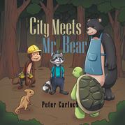 City Meets Mr. Bear