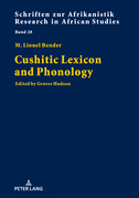 Cushitic Lexicon and Phonology