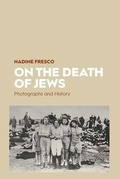 On the Death of Jews