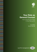 Your Role as General Counsel