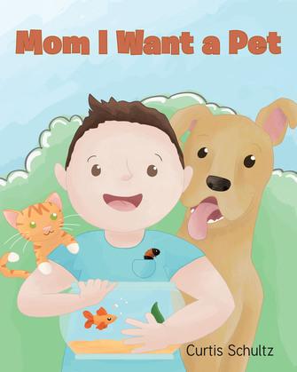 Mom I Want a Pet
