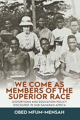 We Come as Members of the Superior Race