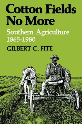 Cotton Fields No More