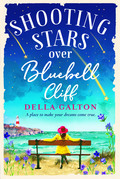 Shooting Stars Over Bluebell Cliff