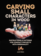 Carving Small Characters in Wood