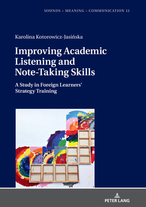 Improving Academic Listening and Note-Taking Skills