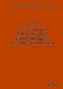 Untersuchungen zum Urslavischen: Einleitende Kapitel, Lautlehre, Morphematik