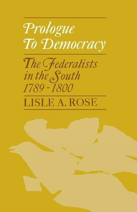 Prologue to Democracy