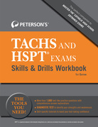 Peterson's TACHS and HSPT Exams Skills & Drills Workbook