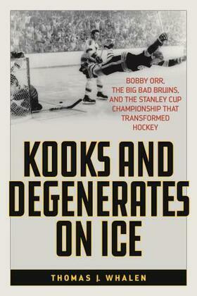 Kooks and Degenerates on Ice