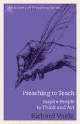 Preaching to Teach